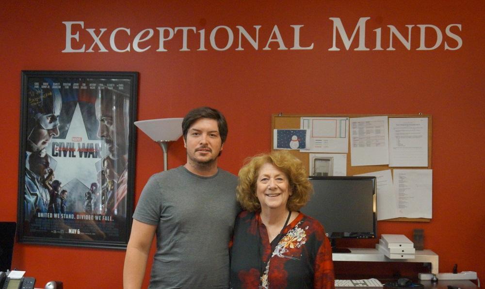 Eli Katz and Susan Zwerman